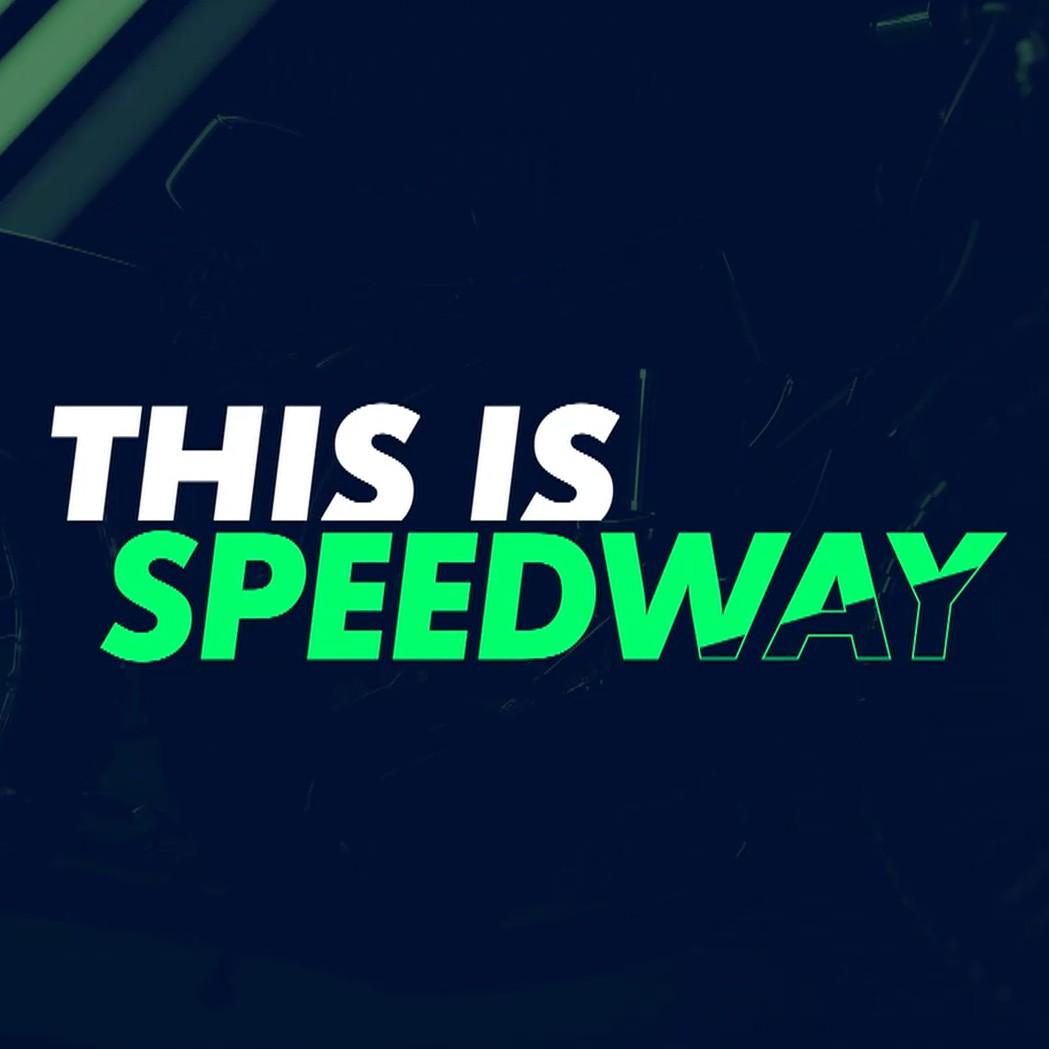 """""""This is speedway"""" z H. Gustafssonem -"""